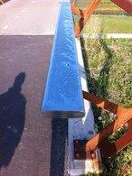 Aanpassing RVS leuning fietsbrug A4-4