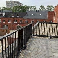 Aluminium balkonhekwerk in kleur