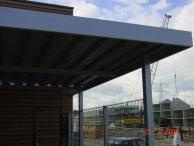 Balkonhekwerk project Almere-2