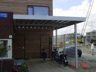 Balkonhekwerk project Almere-3
