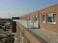 Balkonhekwerk project Almere-6
