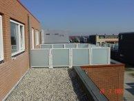 Balkonhekwerk project Almere-8