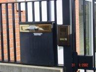 Deur postkasten frames Amsterdam-2
