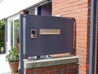 Deur postkasten frames Amsterdam-4