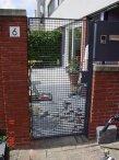 Deur postkasten frames Amsterdam-5