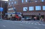 Kramer Staaltechniek BV plaatst RVS portaal bij Raaks in Haarlem-1