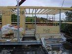 staalconstructie plat dak te Zandvoort-1